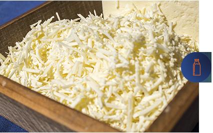 queso rayado